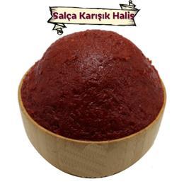 Bakkal Hasan 3 kg Gaziantep Halis Karışık Salça