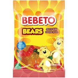 Bebeto Bears 35 gr Jelibon