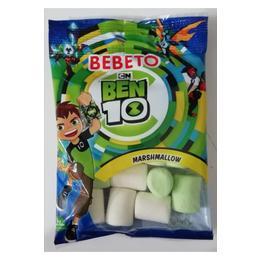 Bebeto Ben10 Marshmallow 10x30 gr Şekerleme