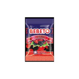 Bebeto Berries 70 gr Jelibon