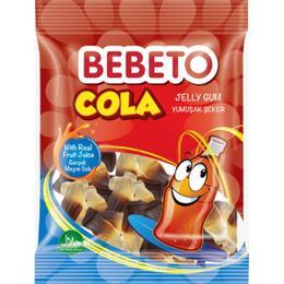 Bebeto Cola 80 gr Jelibon