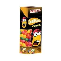Bebeto Coolbeans Sour Mix 30 gr Yumuşak Şeker