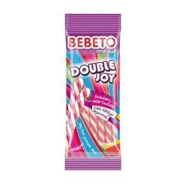 Bebeto Double Joy Çilek Vanilya 75 gr Yumuşak Şeker