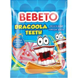 Bebeto Dracoola Teeth 1 kg Jelibon