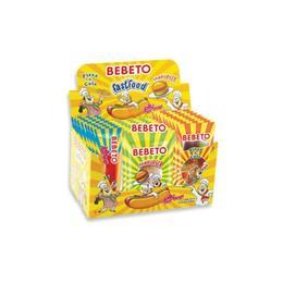 Bebeto Fastfood 24'lü Yumuşak Şeker