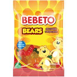 Bebeto Funny Bears 10x80 gr Jelibon