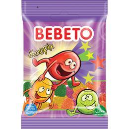 Bebeto Hoopix 80 gr Jelibon