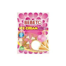 Bebeto Ice Cream 70 gr Jelibon