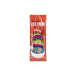 Bebeto Laces Yumuşak Şeker 75 gr