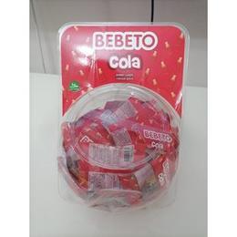 Bebeto Mini Kola Küre 8x80 gr Jelibon