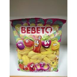 Bebeto Muz 1 kg Yumuşak Şeker