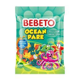 Bebeto Ocean Park 12x80 gr Şekerleme