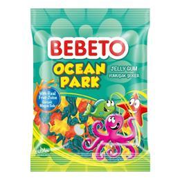 Bebeto Ocean Park 6x80 gr Şekerleme