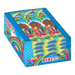Bebeto Sour Stick 24x35 gr Mix Şekerleme