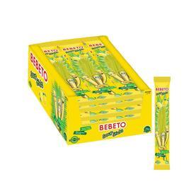 Bebeto Sour Stick Limon Aromalı 24x35 gr Yumuşak Şeker