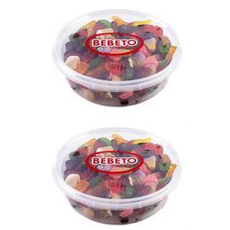 Bebeto Tatlı Mevye Mix 1000 gr Jelibon