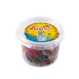 Bebeto Tatlı Mevye Mix 250 gr Jelibon