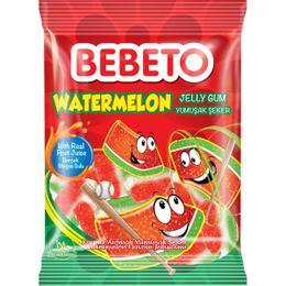 Bebeto Watermelon 1 kg Jelibon