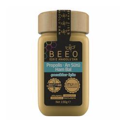 Bee'O 190 gr Çocuklar İçin Propolis Arı Sütü Ham Bal