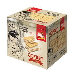 Bifa Sütlü Gofret Nostalji Serisi 1215 gr