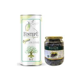 Bintepe Organik Bintepe 1 lt Hasat Sızma Zeytinyağı