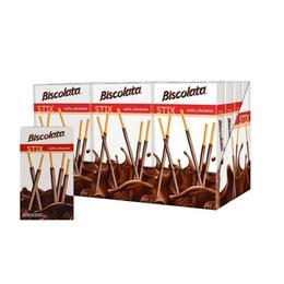 Biscolata Stix 16 - 27.5 gr Sütlü Çikolata Kaplı Bisküvi