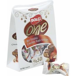 Bolçi 240 gr One Çikolatalı Fındıklı Çikolata