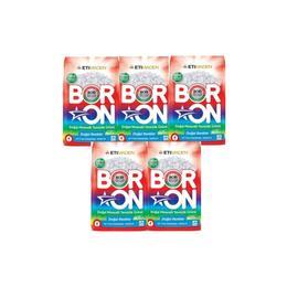 Boron 5x4 kg Doğal Renkler Toz Çamaşır Deterjanı
