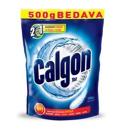 Calgon 1500gr Çamaşır Makinesi Kireç Önleyici Toz