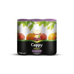 Cappy 6x330 ml Karışık Meyve Suyu