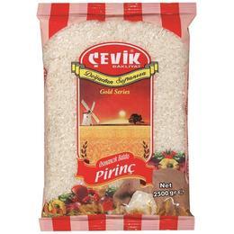 Çevik 2,5 kg Pilavlık Pirinç
