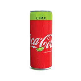 Coca Cola 24x250 ml Lime