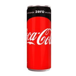 Coca Cola 24x330 ml Şekersiz