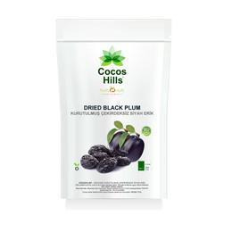 Cocos Hills 333 gr Kurutulmuş Çekirdeksiz Siyah Erik