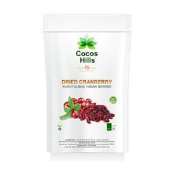 Cocos Hills 333 gr Kurutulmuş Cranberry Yaban Mersini