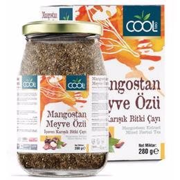 Cool Tea Mangostan Meyve Özü Çayı 280 gr