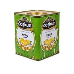 Domat Kırma Yeşil Zeytin Teneke 10 kg