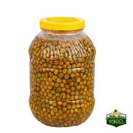 El Kırması Hatay Halhalı Yeşil Zeytin  3 kg