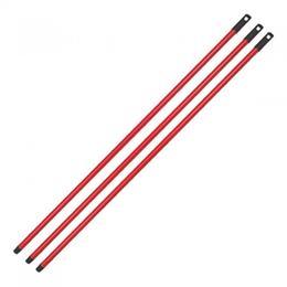 Emin Home Kırmızı 110 cm Fırça Sapı