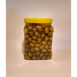 Ertürk Zeytinleri 1 kg Kırma Yeşil Zeytin