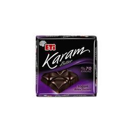 Eti Karam 70 6x60 gr Bitter Çikolata