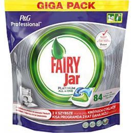 Fairy Jar Platinum 3x84 Yıkama Bulaşık Makinesi Kapsülü