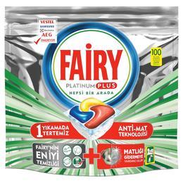 Fairy Platinum 100'lü Bulaşık Makinesi Kapsülü