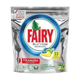 Fairy Platinum 33'lü Bulaşık Makine Kapsülü