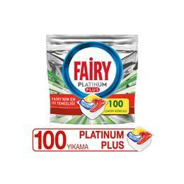Fairy Platinum Plus  Bulaşık Makinesi Deterjanı