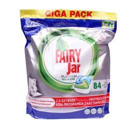 Fairy Platinum Yeşil 2x84'lü Bulaşık Makinesi Tableti