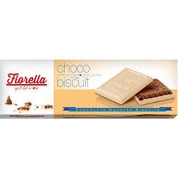 Fiorella 6x102 gr Beyaz Çikolatalı Bisküvi