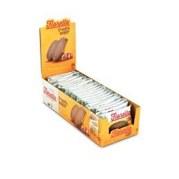 Fiorella Crunch Beyaz Çikolatalı Gofret 20 gr 24'lü