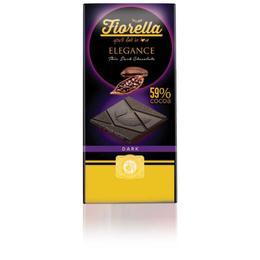 Fiorella Elegance 10x70 gr Bitter Çikolata