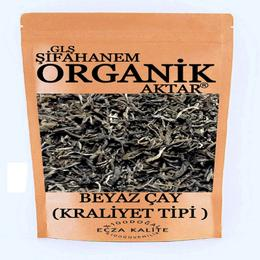 Glş Şifahanem Organik Aktar 250 gr Beyaz Çay